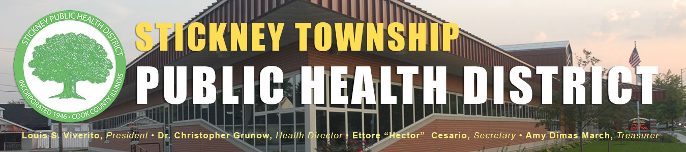 Stickney Public Health District